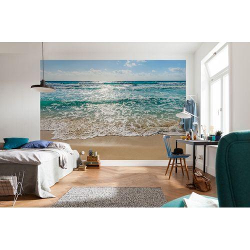 Komar fotobehang Seaside