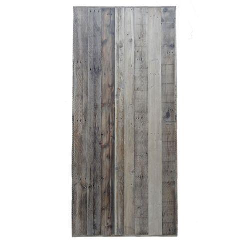 Tafelblad grenen sloophout planken 1,80m
