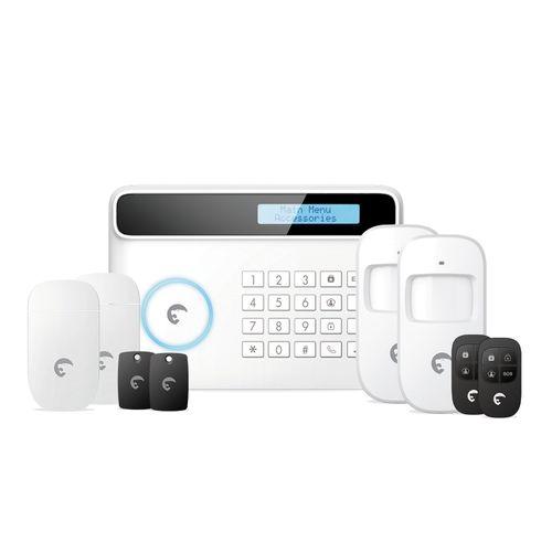 Etiger alarmset draadloos met telefoon en gsm communicatie