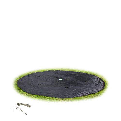 Exit inbouw trampoline 'Supreme' beschermhoes ø 305 cm rond