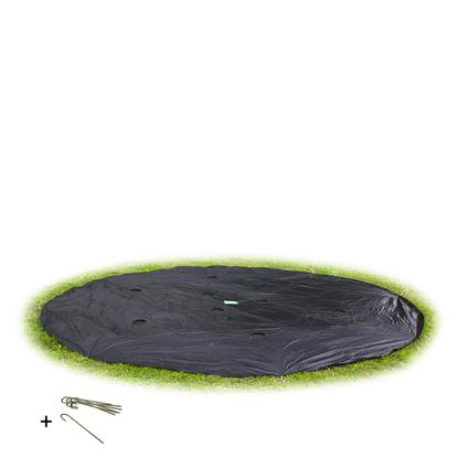 Exit inbouw trampoline 'Supreme' beschermhoes ø 427 cm rond