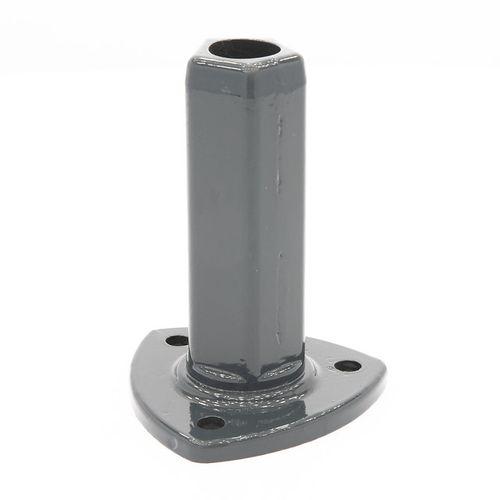 Giardino conische voet voor paal grijs 60mm