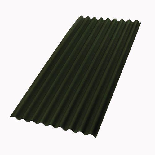 Aquaplan bitumen golfplaat Topline groen 200 x 86 cm