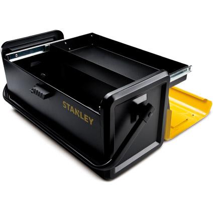 Stanley gereedschapskoffer geel/zwart 47 cm