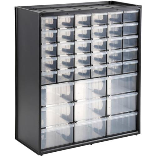 armoire de rangement 39 compartiments Stanley