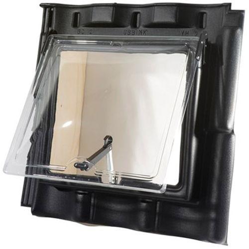 Ubbink dakraam verbeterde holle polyethyleen 6-pans bc-2