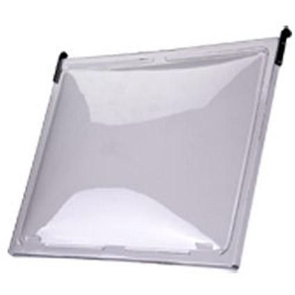 Ubbink bovenlicht heldervoor ovh-6-pans 45 x 41.5 cm