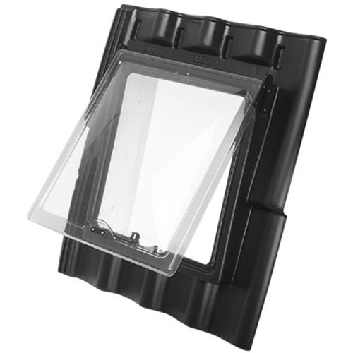 Ubbink dakraam verbeterde holle polyethyleen 9-pans bc-3