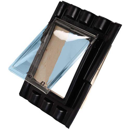 Ubbink dakraam neroma polyethyleen 4-pans ner-1