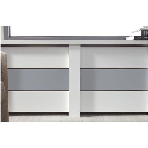 CanDo Mix & Match staander radiatorbekleding wit