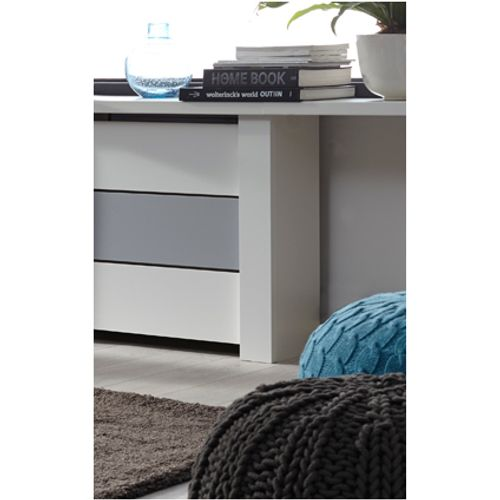 CanDo Mix & Match zijpaneel radiatorbekleding wit