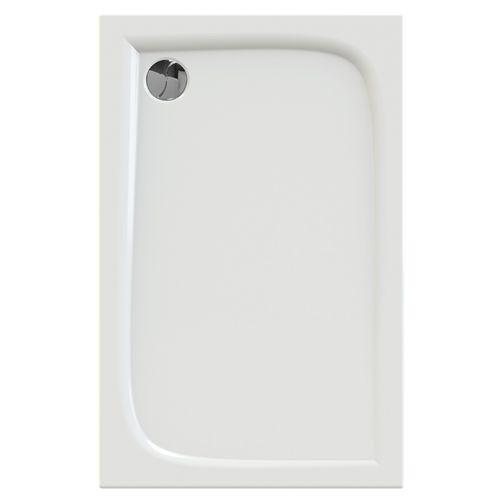 Receveur de douche Allibert Jacana2 rectangulaire 140x90x4cm blanc brillant