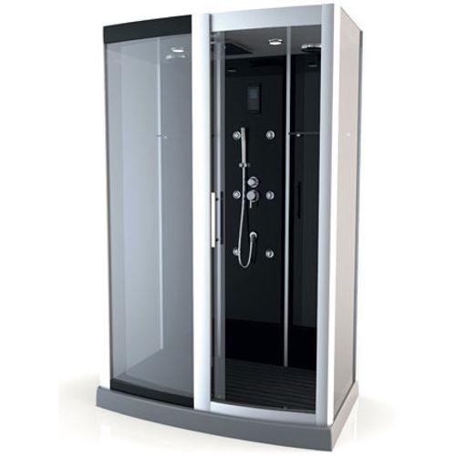 Cabine de douche Aurlane 'Premium' 115 x 90 cm