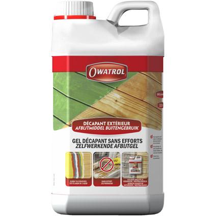 Décapant extérieur Owatrol 2,5L