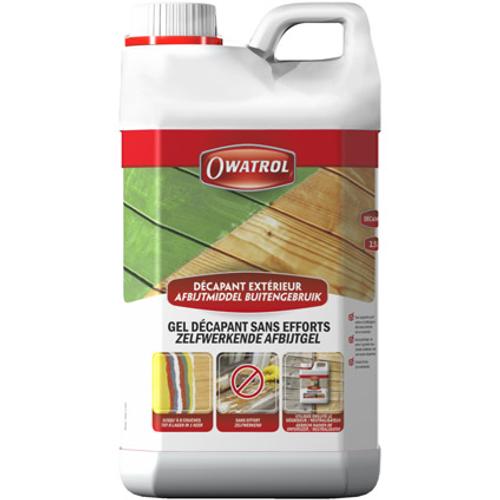 Owatrol buiten afbijtmiddel 2,5L