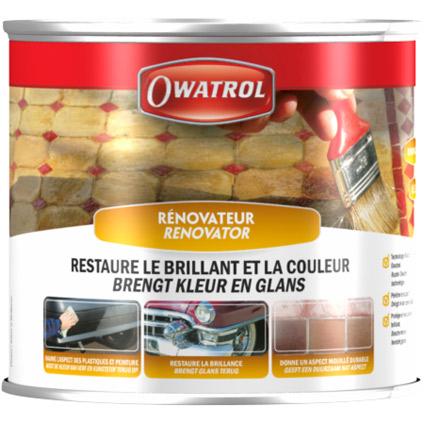Rénovateur peinture Owatrol incolore 500 ml
