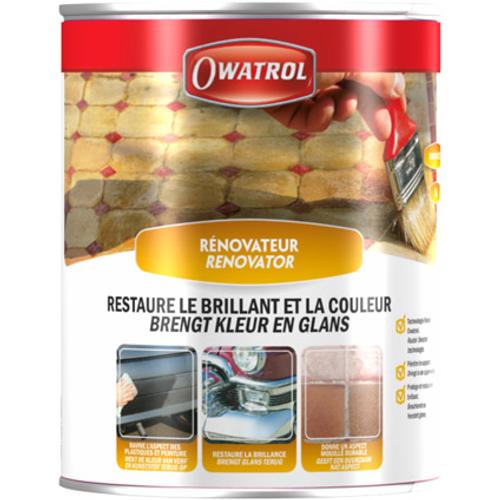 Rénovateur peinture Owatrol incolore 1 L