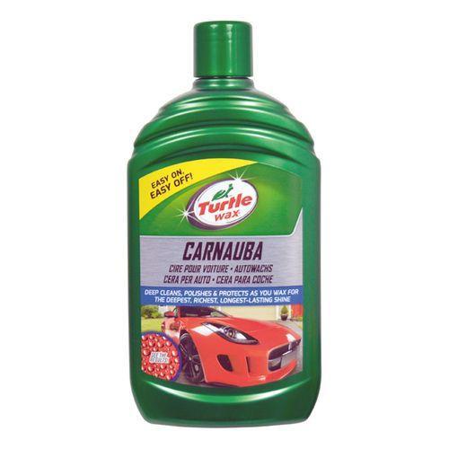 Wax pour voiture Carnauba de Turtle Wax 500ml