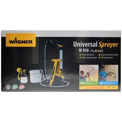Wagner HVLP Universeel spuitsysteem W 950 Flexio