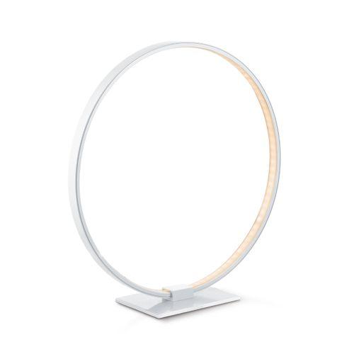 Lampe à poser Home Sweet Home 'Eclips' aluminium 12W