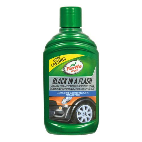 Wax pour voiture Black de Turtle wax  300ml