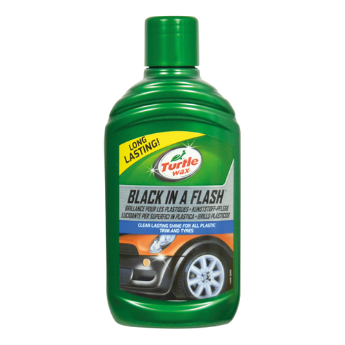 Wax pour voiture Black de Turtle wax  300ml