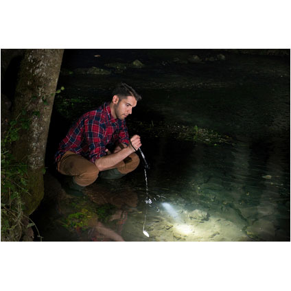 Brennenstuhl zaklamp 'LuxPremium focus LED TL 700AF' LED