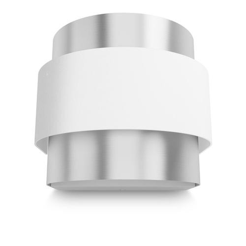 Philips wandlamp 'Drava' wit 6W