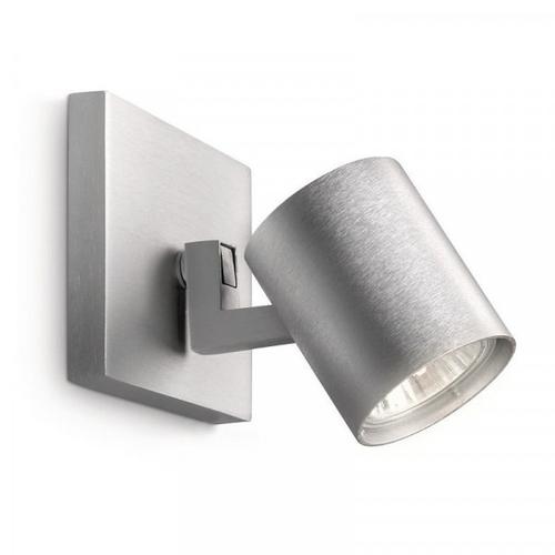 Philips spot Runner aluminium GU10