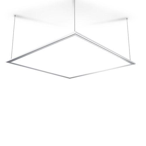 Xanlite plafondlamp 'Vierkant' wit 42W