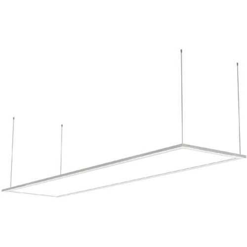 Suspension Xanlite 'Rectangle' blanc 42W