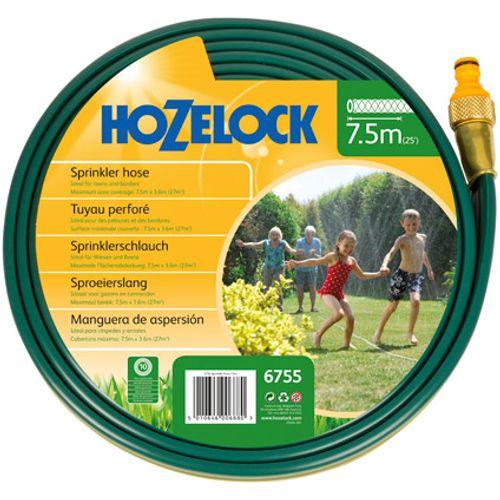 Hozelock sproeislang 7,5 meter inclusief aansluitstukken