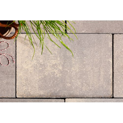 Decor terrastegel Brooklyn Light Brass beton 30x20x4,7 cm