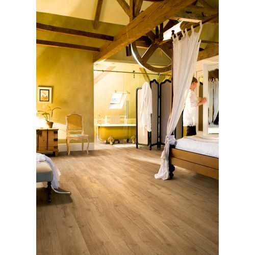 Quick-Step laminaat Aquanto eik naturel 8mm 1,835m²