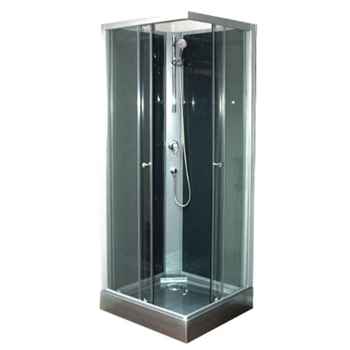Douchecabine Aqua plus 'Camille' 206,5 x 80 cm