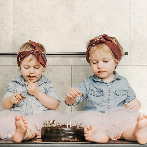 Revêtement mural Dumaplast 'Dumawall+' ciment clair 37,5x65cm