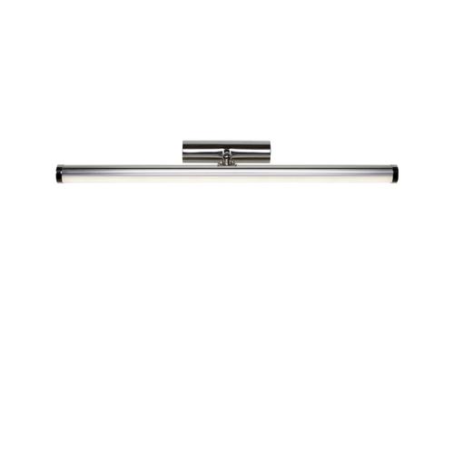 Lucide wandlamp 'Belpa-LED' chroom 10W