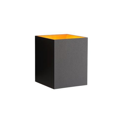 Lucide xera wandlamp g9 zwart 1x42w