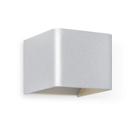 Home Sweet Home wandlamp 'Anna' grijs 5W