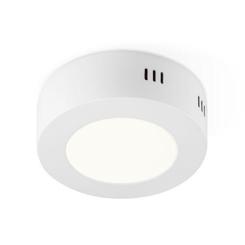 Home Sweet Home plafondlamp 'Ska rond' wit 6W