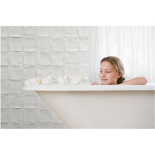Dumaplast wandbekleding pvc deco Dumapan casa blanca glanzend wit 3,9 m²