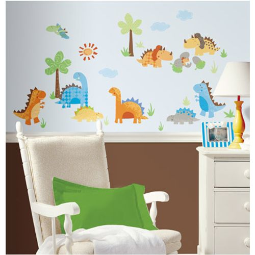 RoomMates muursticker Babysaurus