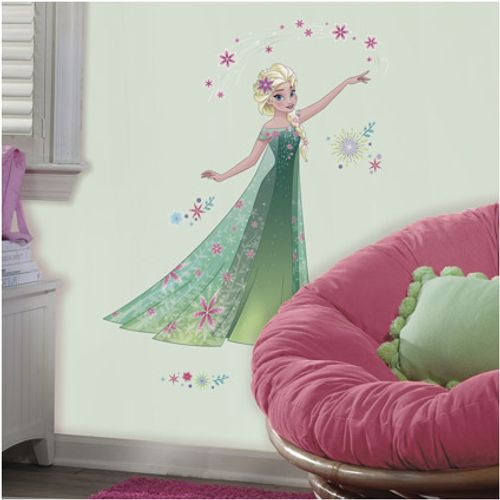RoomMates muursticker Frozen Fever Elsa