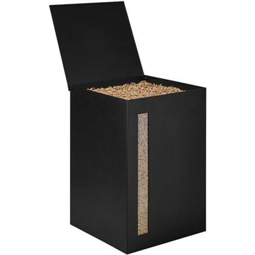 Panier à pellets 'Titan' noir
