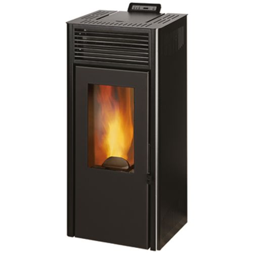 Invicta pelletkachel Nola 10 Black 10kW