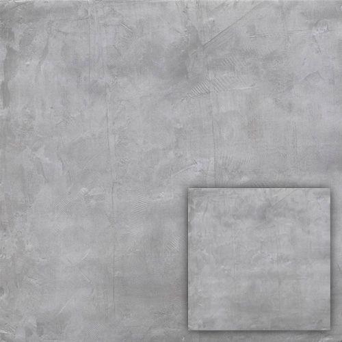 Wand- en vloertegel Organic Smoke 60x60cm