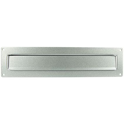 Burg-Wächter brievenklep Porta 797 a zilver