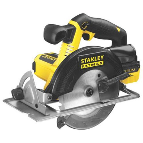 Scie circulaire Stanley 'Fatmax' 18 V