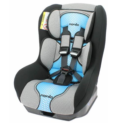 Nania autostoeltje Driver 0-4 jaar blauw