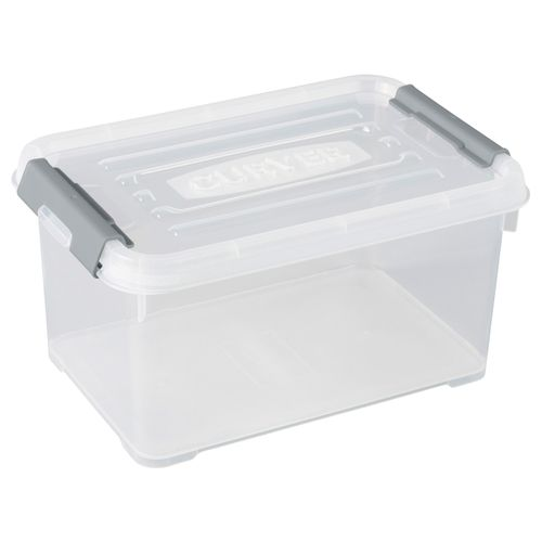 Allibert opbergbox Handy Plus 6L transparant